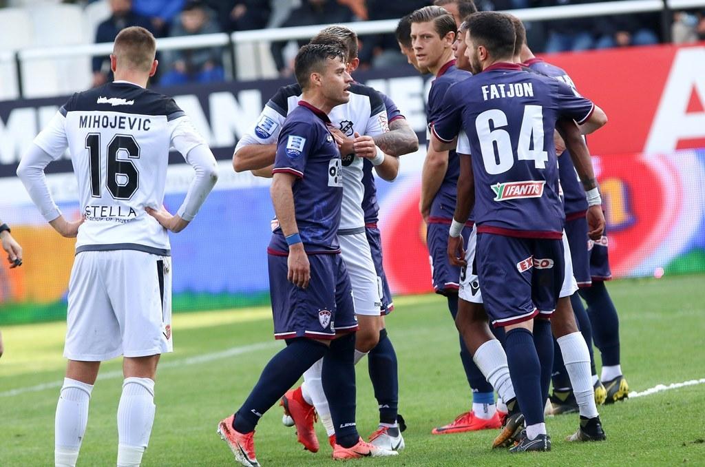 ΟΦΗ – ΑΕΛ 0-0: Εύκολα τον βαθμό οι Θεσσαλοί