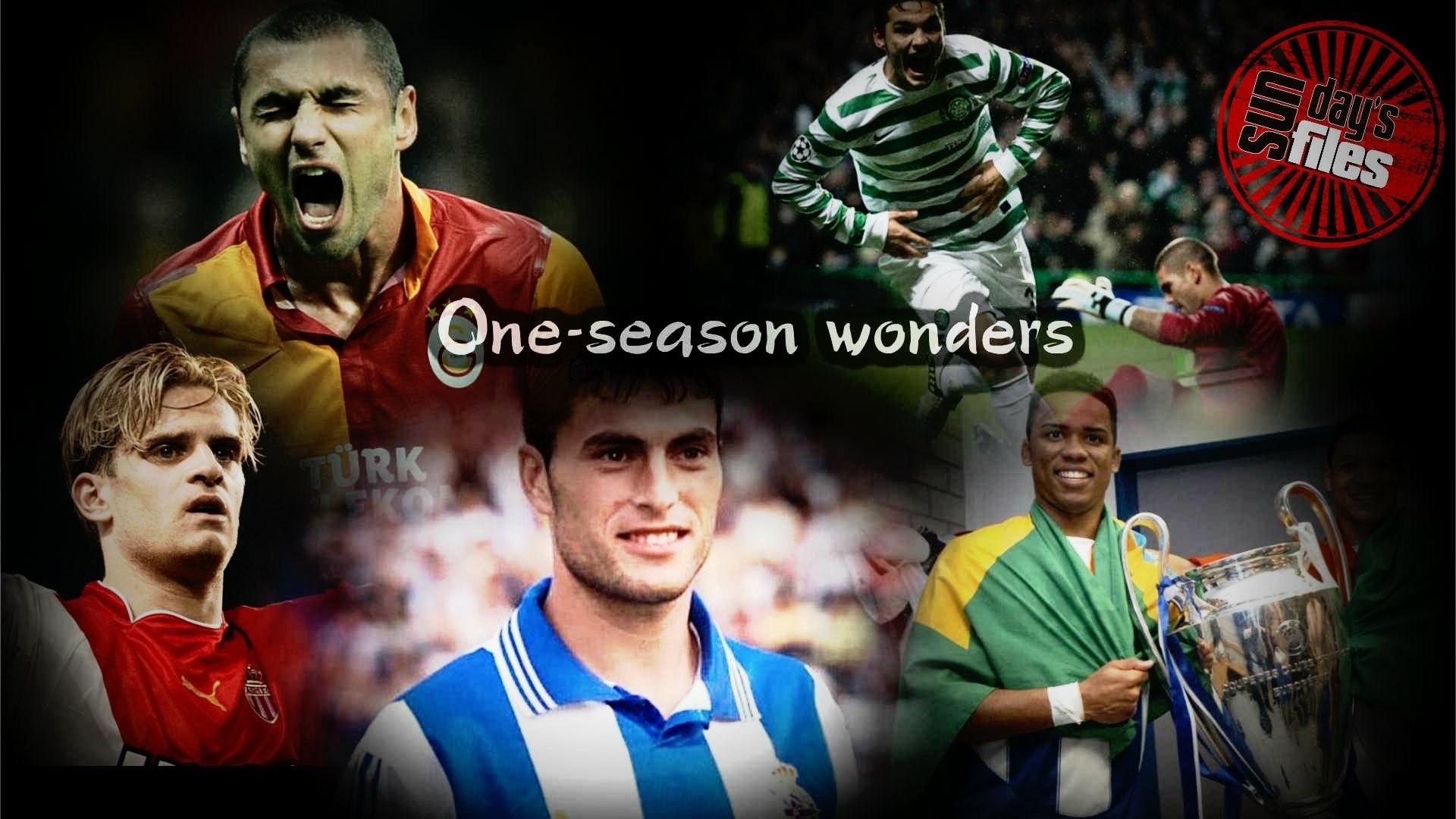 One-season wonders: 10 παίκτες που εξαφανίστηκαν όσο γρήγορα συστήθηκαν στο Champions League