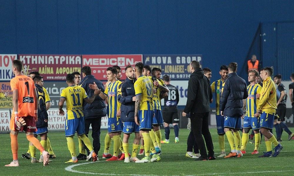 Παναιτωλικός: Η αποστολή για το ματς με τον ΠΑΟΚ - Sportime.GR