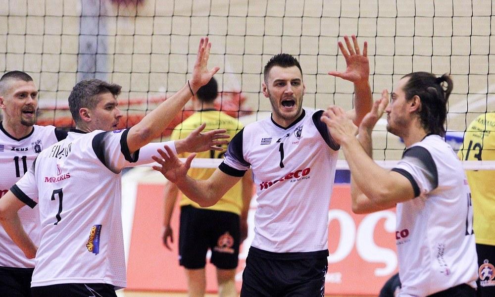 Volley League: Αυλαία στην κανονική διάρκεια