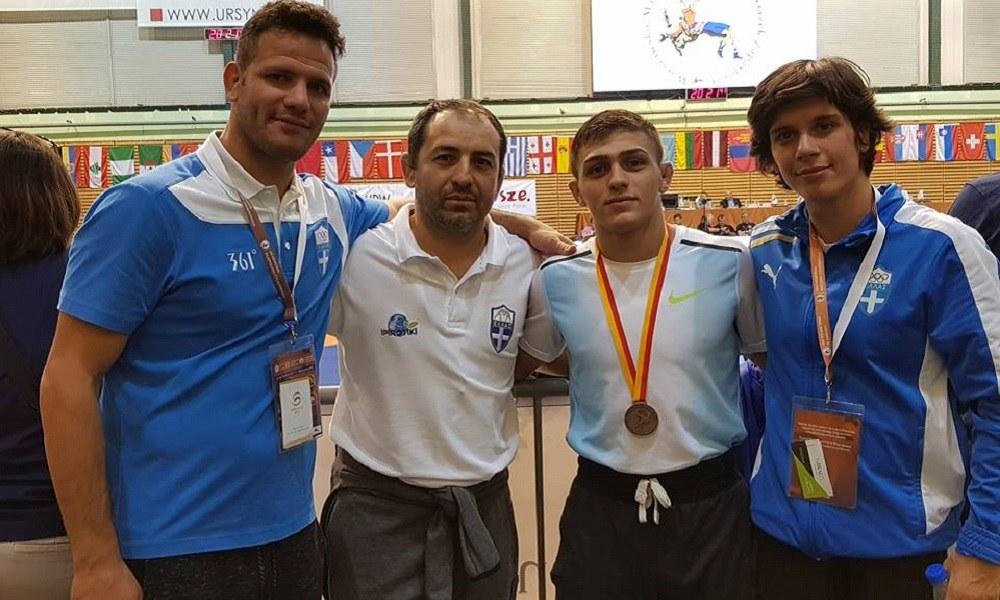 Πάλη: Στον τελικό του Ευρωπαϊκού ο Πιλίδης!