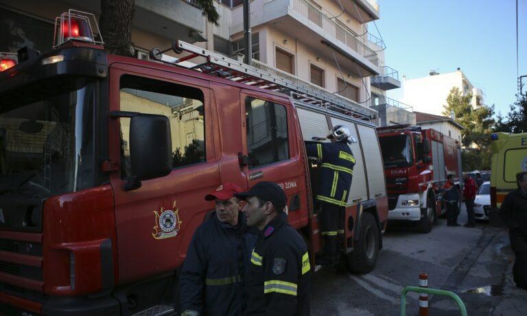Τραγωδία στα Γρεβενά: Ηλικιωμένος κάηκε ζωντανός