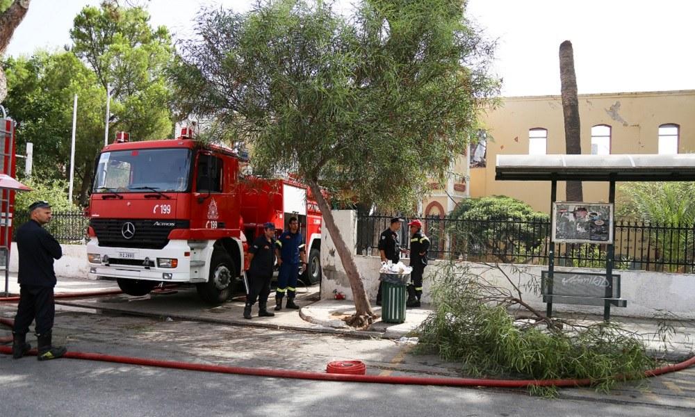 Τραγωδία στη Θεσσαλονίκη – Νεκρός πυροσβέστης στη Σίνδο