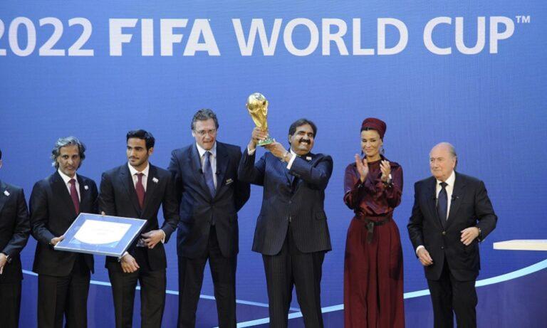 Μουντιάλ 2022: Ζαλίζουν τα… ύποπτα ποσά
