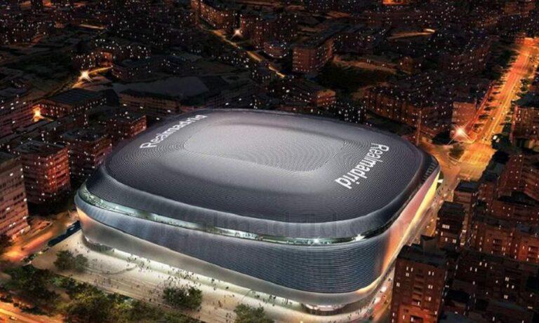 Ρεάλ Μαδρίτης: Το νέο «Σαντιάγκο Μπερναμπέου» (vid)