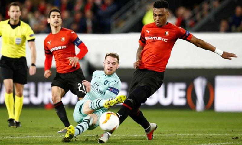 Europa League: Όλα τα γκολ στα πρώτα ματς στη φάση των «16» - Sportime.GR