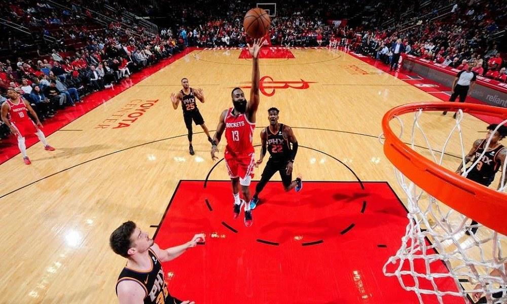 Πέρασαν και από τους Σανς οι Ρόκετς – Όλα τα αποτελέσματα του NBA (vids)