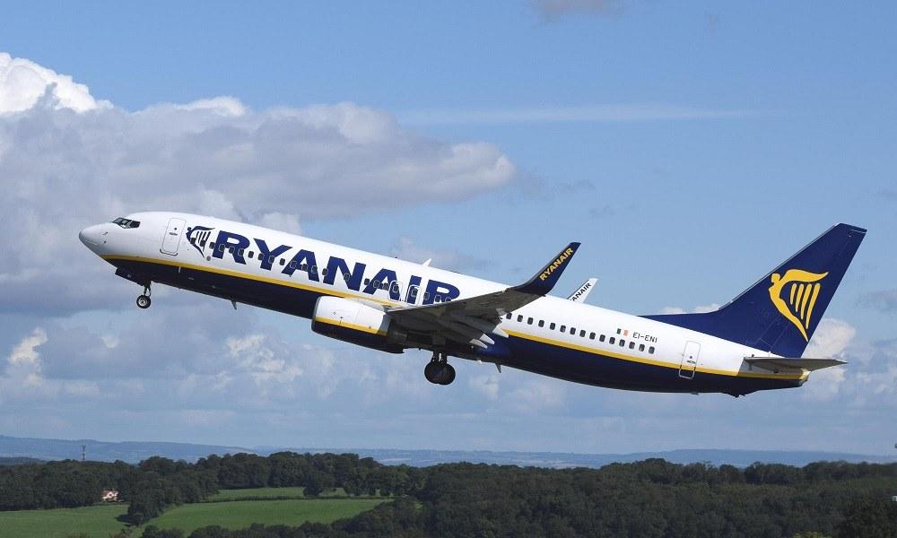 Ξύλο και δαγκώματα μύτης σε πτήση της Ryanair! (vid)
