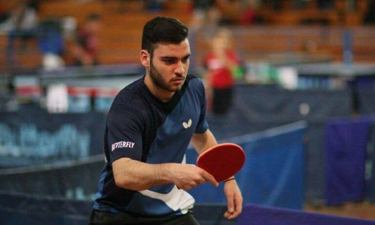 Πινγκ πονγκ: Στον τελικό του Ευρωπαϊκού ο Σγουρόπουλος!