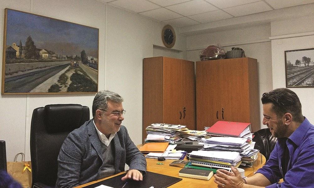 Ανδρέας Ευθυμίου Δήμαρχος Μοσχάτου Ταύρου : Όχι στους δημότες δύο ταχυτήτων