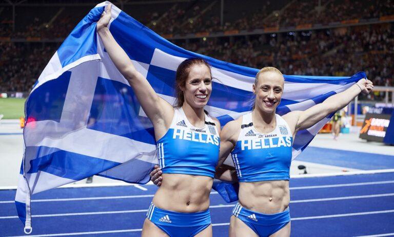 Ευρωπαϊκό στίβου: «Μπαίνουν» Στεφανίδη-Κυριακοπούλου, τελικοί για τους Έλληνες
