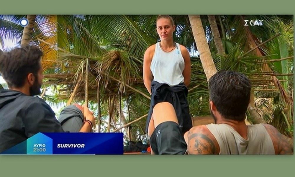 Survivor3: Το καρφί της Δαλάκα μετά την ανακοίνωση του Τανιμανίδη για την αλλαγή στους κανονισμούς (vid)