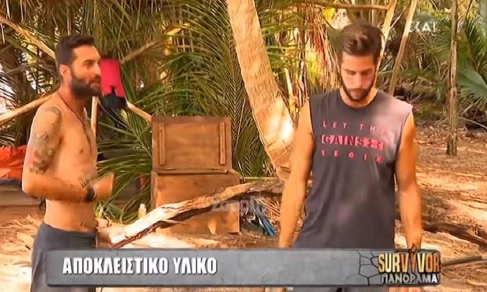 Survivor 3: Όσα δεν είδατε από τον καβγά (vid)