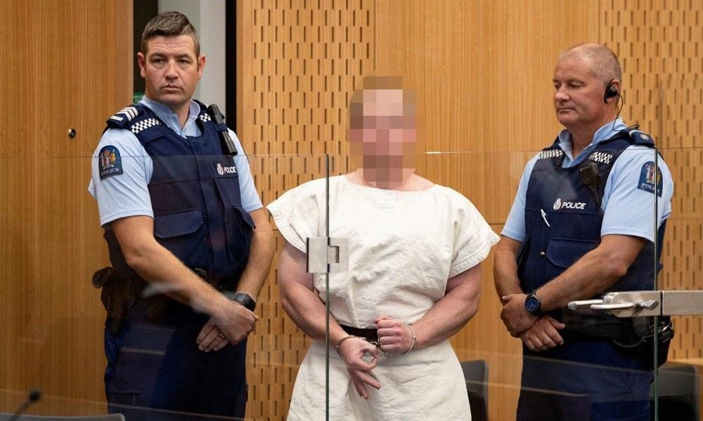 Νέα Ζηλανδία: Η στιγμή της σύλληψης του μακελάρη (vid)