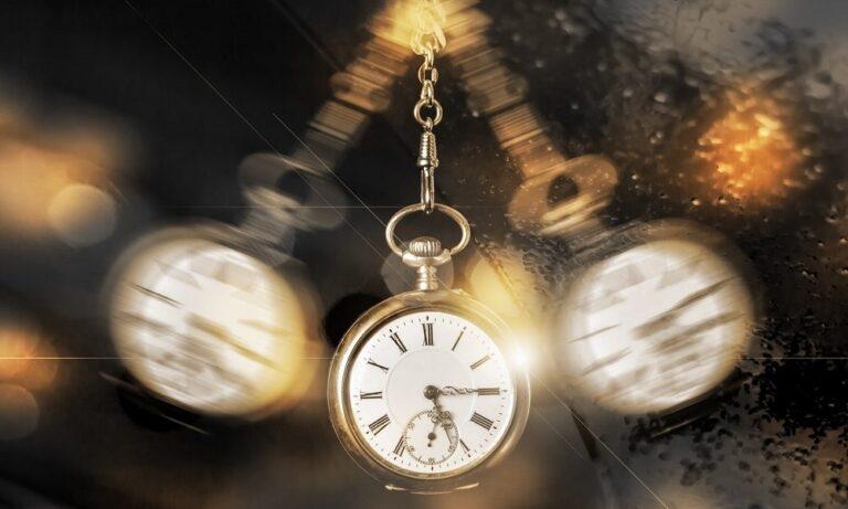 Κι αν ο χρόνος είναι απλά μία ψευδαίσθηση; (vid)