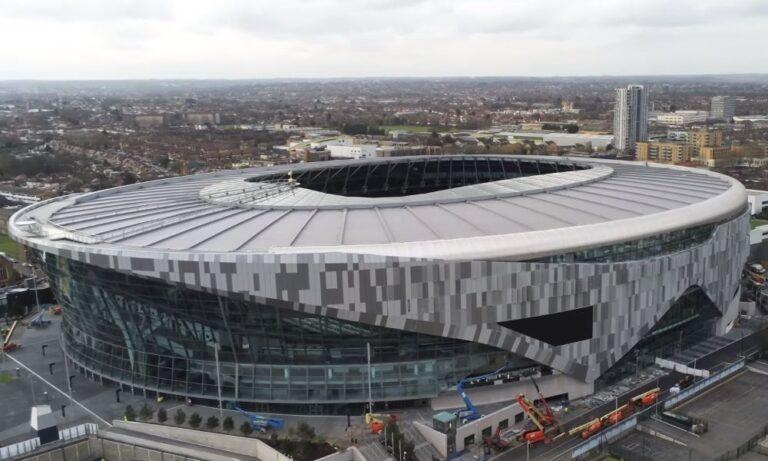 Τότεναμ: Ελπίζουν να προλάβουν το νέο γήπεδο στους «8»!