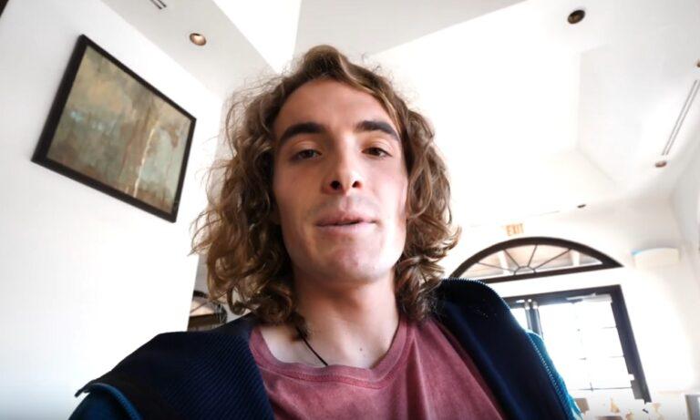 Τσιτσιπάς: Το νέο vlog του είναι εδώ! (vid)