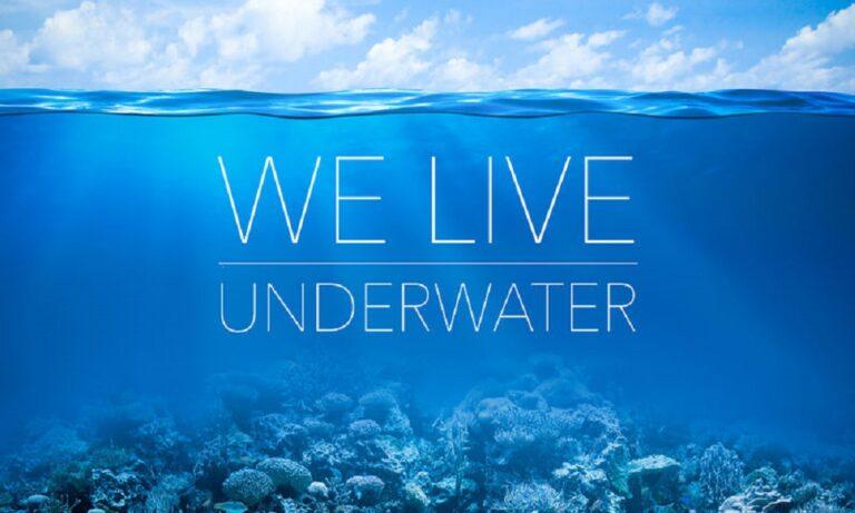 Τι θα γινόταν αν ζούσαμε κάτω από το νερό; (vid)