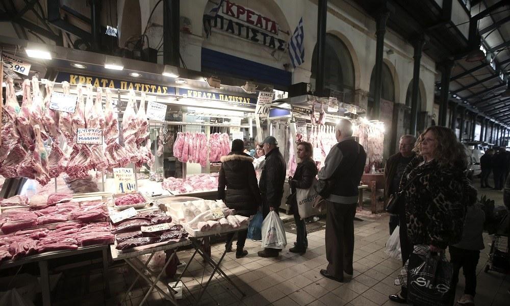 Καθαρά Δευτέρα: Πώς θα λειτουργήσουν Βαρβάκειος, αγορά του Ρέντη και σούπερ μάρκετ