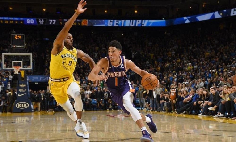«Σόκαραν» τους Γουόριορς οι Σανς – Όλα τα αποτελέσματα του NBA (vids)