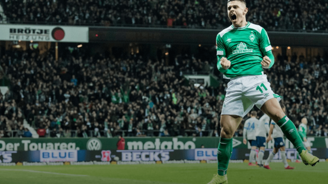 Bundesliga: Με ανατροπή τη Σάλκε η Βέρντερ (vid)