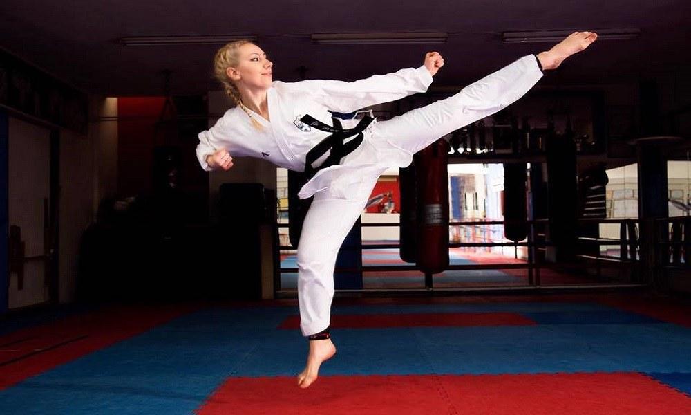 Χατζηλιάδου: Παίζει για το χρυσό στο ευρωπαϊκό καράτε