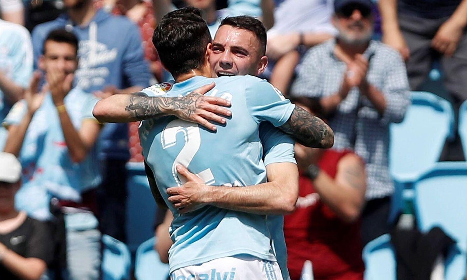 La Liga: Νίκη παραμονής για τη Θέλτα