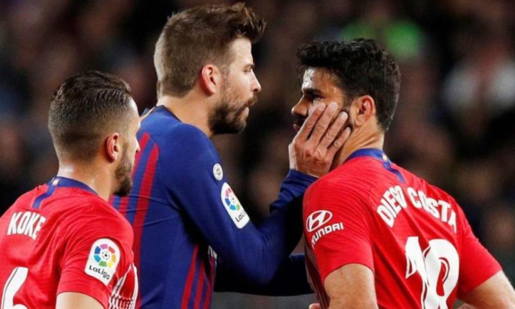 Ντιέγκο Κόστα: Έβρισε χυδαία τον διαιτητή! - Sportime.GR