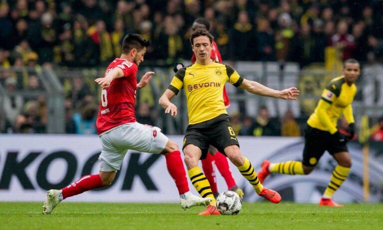 Bundesliga: Στην κορυφή και πάλι η Ντόρτμουντ (vid)