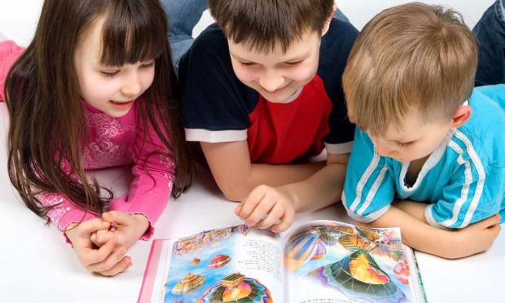 2/4: Παγκόσμια Ημέρα Παιδικού Βιβλίου