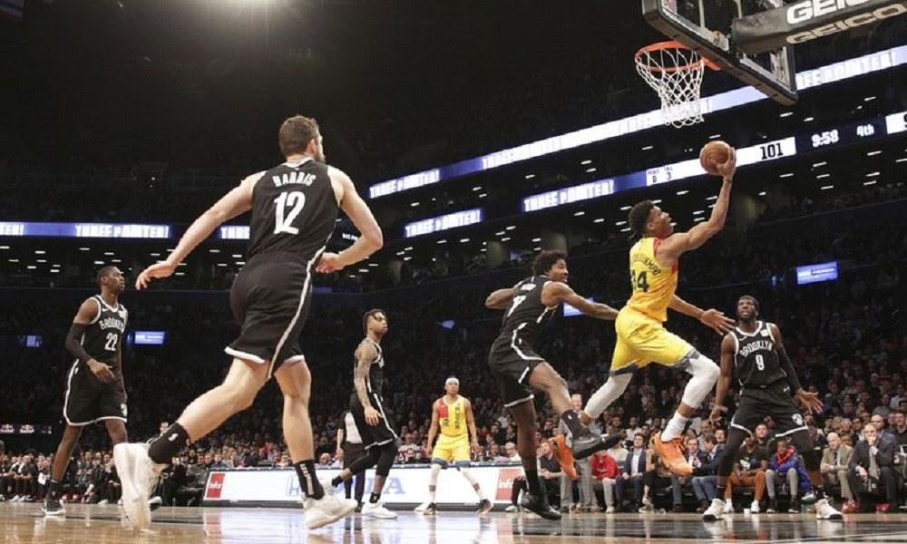Μπακς: Νίκη στο Μπρούκλιν με MVP Αντετοκούνμπο (vid). Οι Μιλγουόκι Μπακς έφυγαν με τη νίκη 131-121 από την...