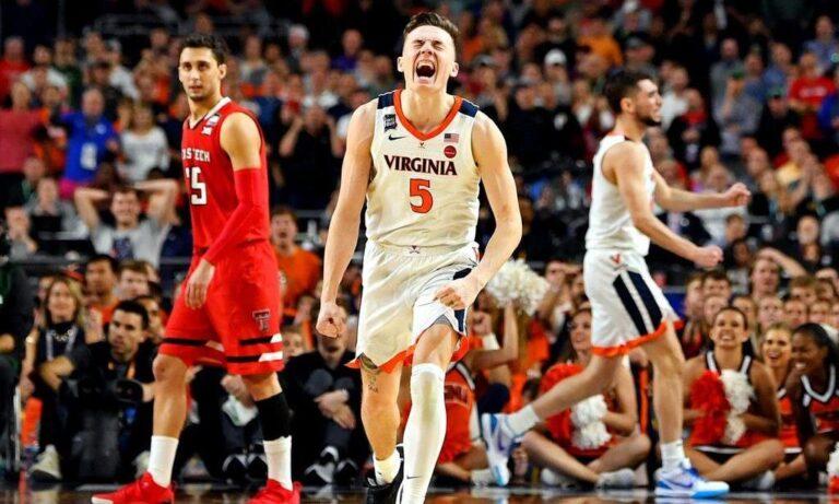 NCAA: Ο τίτλος πήγε στη Βιρτζίνια
