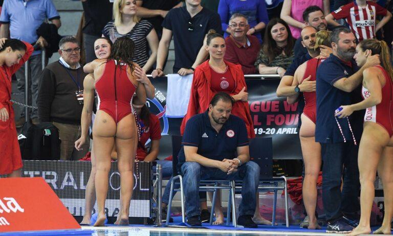 Σαμπαντέλ – Ολυμπιακός 13-11: Το έχασε από τα χέρια του!