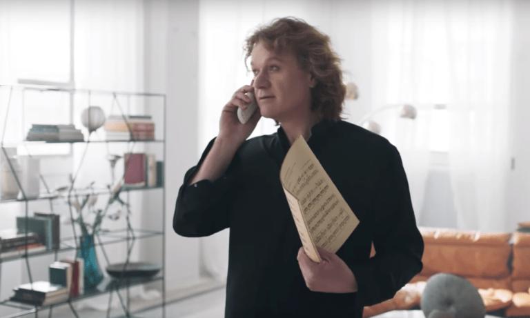Ράδιο Αρβύλα: Τρομερό βίντεο με τη διαφήμιση Γαϊτάνου (vid)