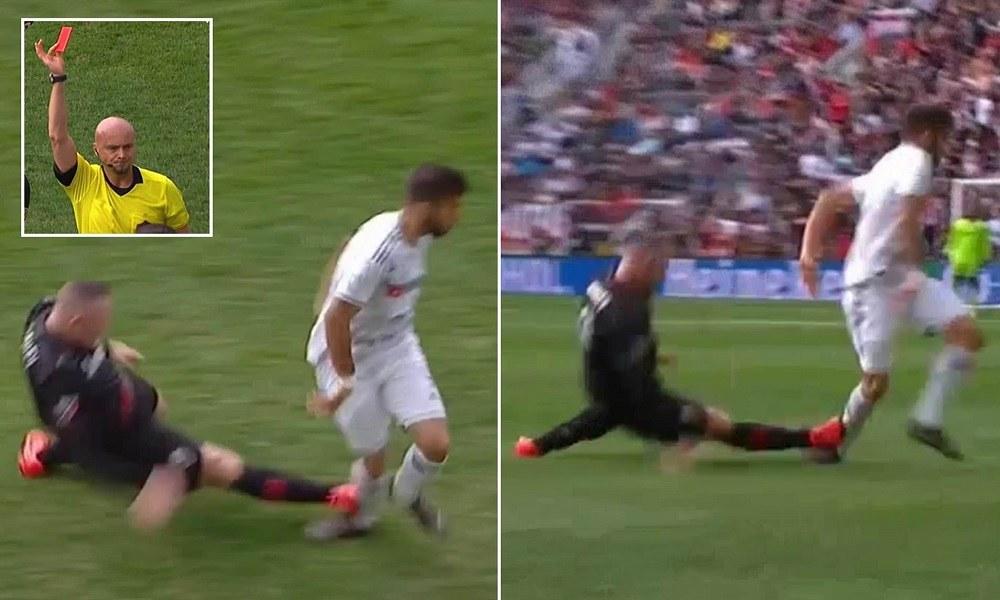 Ρούνεϊ: Αποβολή με VAR στο MLS (vid) - Sportime.GR