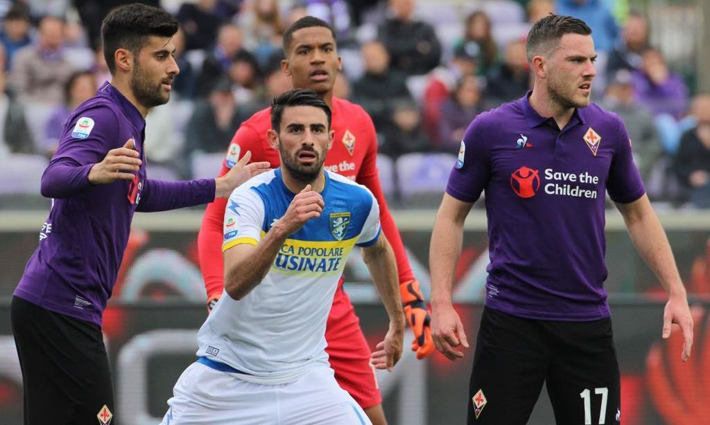 Serie A: Νίκησε κι ελπίζει η Φροζινόνε