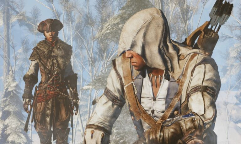 Τέλος το Assassin's Creed 3  από Steam και Uplay