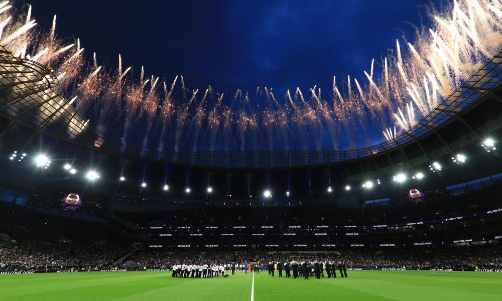 Tottenham Stadium: Πίσω από το «διαμάντι» του Β. Λονδίνου