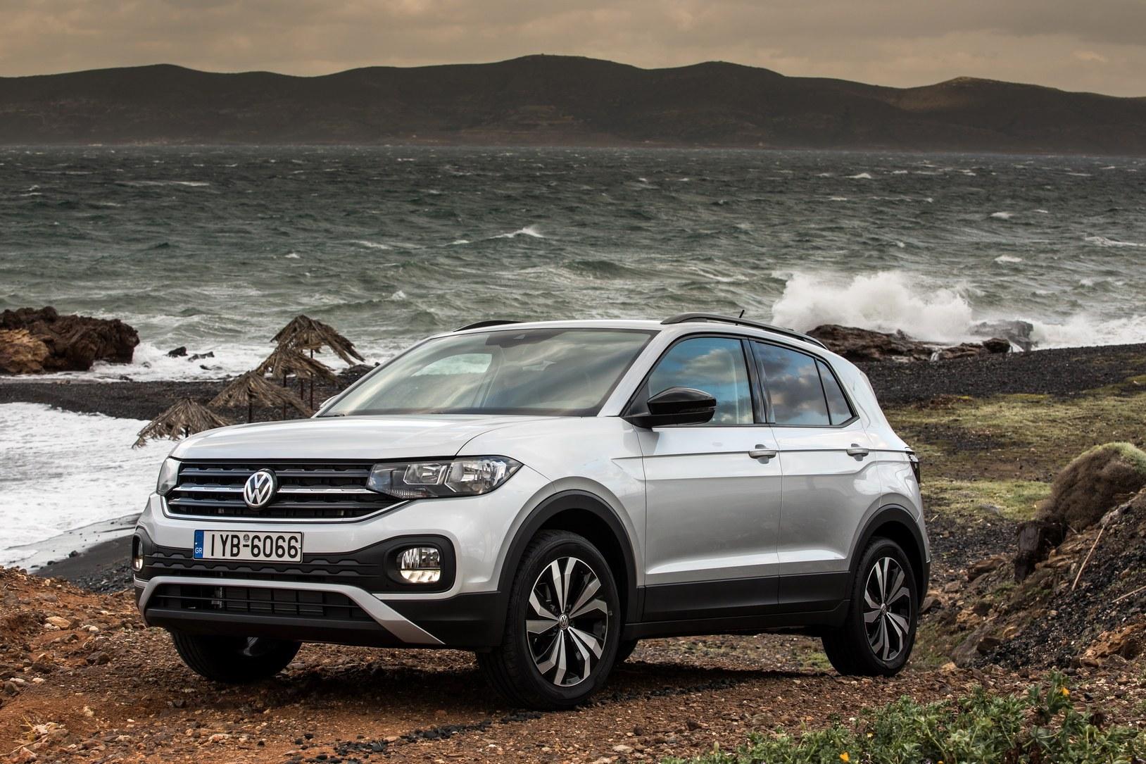 "To νέο Volkswagen T-Cross ""είναι πολλά περισσότερα"""