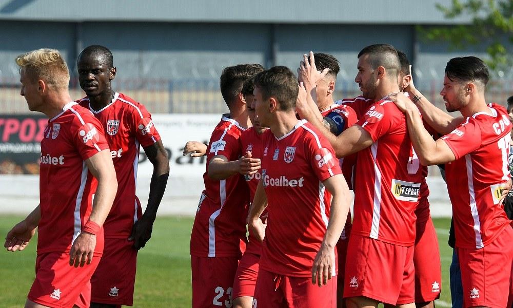 Βόλος: Στη Super League για πρώτη φορά στην ιστορία του - Sportime.GR