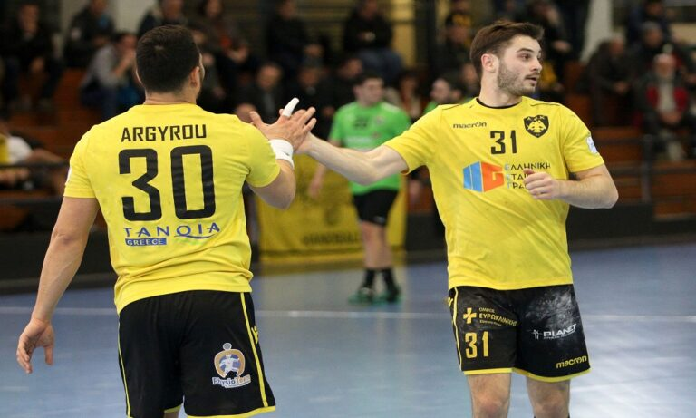 Handball Premier: Με άνεση η ΑΕΚ στη Βέροια