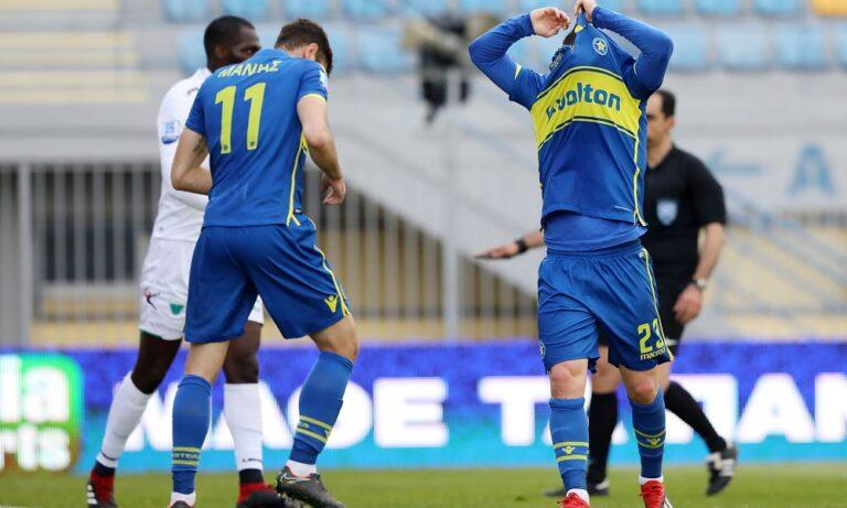 Αστέρας Τρίπολης – Λεβαδειακός 0-0: «Ήρωας» ο Μπάγιτς, μοιραίος ο Μανιάς