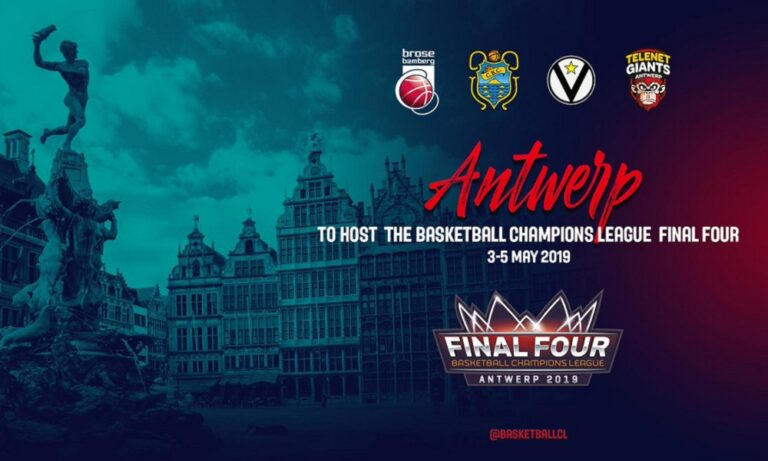 BCL: Στην Αμβέρσα το χρίσμα για το Final-4