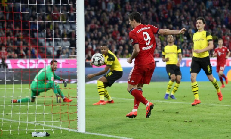 Bundesliga: «Μάχη» μέχρι το τέλος
