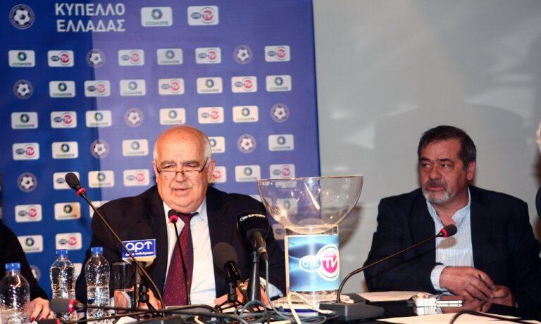 Γαβριηλίδης: «Πιθανό να έχουμε το VAR στον τελικό»