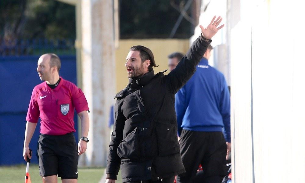 Άγιοι Ανάργυροι: Τέλος ο Ισίδωρος Σταυριανός - Sportime.GR