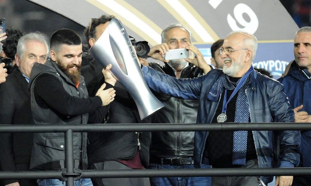 Ιβάν Σαββίδης: Μεγάλο μπαμ στα εξτρέμ ο ΠΑΟΚ - Sportime.GR