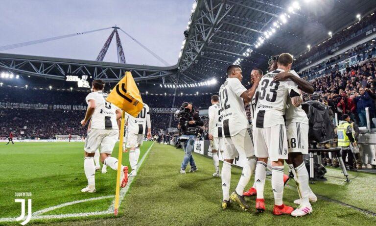 Serie A: Η Γιουβέντους δε χάνει ντέρμπι!
