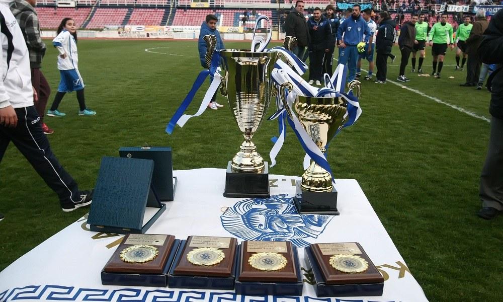 Τελικός Κυπέλλου ΕΠΣΑ χωρίς προπονητές! - Sportime.GR