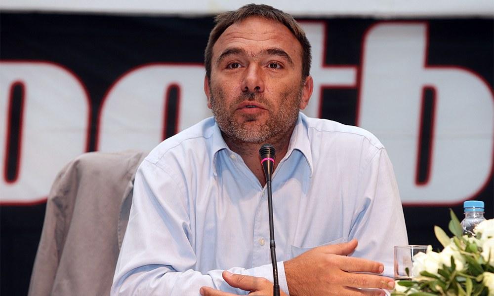 Κόκκαλης: «Ο κ. Μαρινάκης είναι ψεύτης» (video)